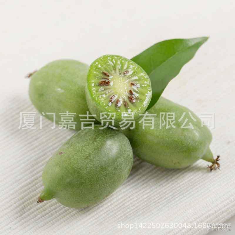 美味猕猴桃 水果新鲜水果奇异莓125G装十二盒