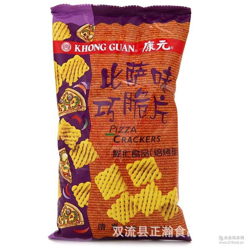 焙烤型膨化食品 60g康元虾条