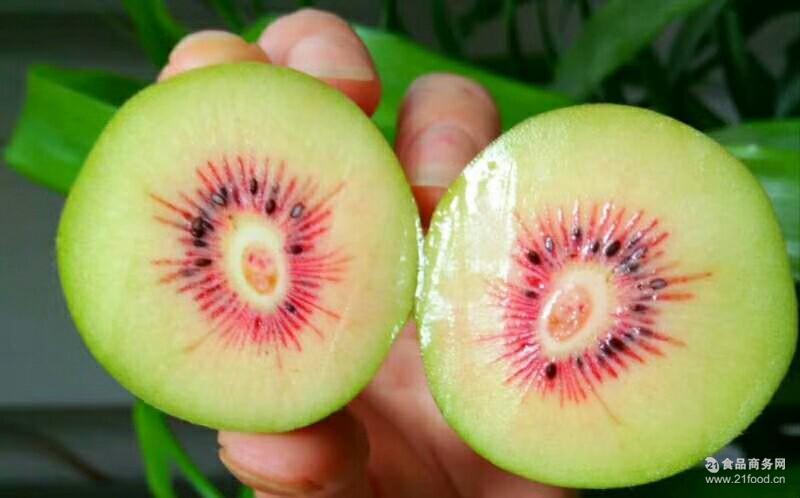 富硒红心猕猴桃 恩施特产猕猴桃 预售红心猕猴桃 猕猴桃