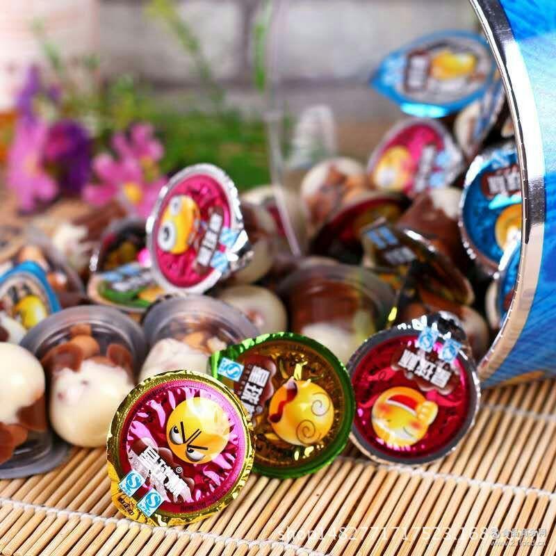 星球杯巧可力浆 小饼干可粒 代可可脂 巧克力