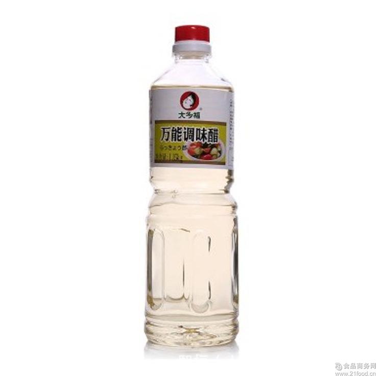 大多福*醋日本进口多福寿司醋 泡姜泡蒜醋泡菜腌制凉拌糖醋