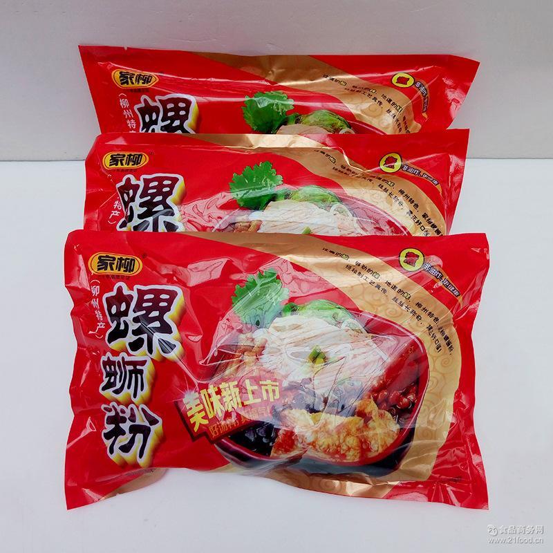 特色小吃过桥米线 柳州家柳螺蛳粉350g*3袋装 厂家直销螺蛳粉批发