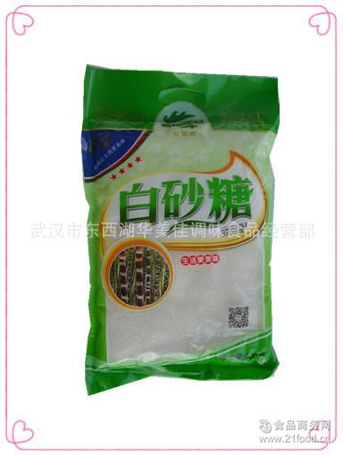 美食源白糖 朝闻白砂糖 【批发】朝闻白砂糖900g*10 质量保障