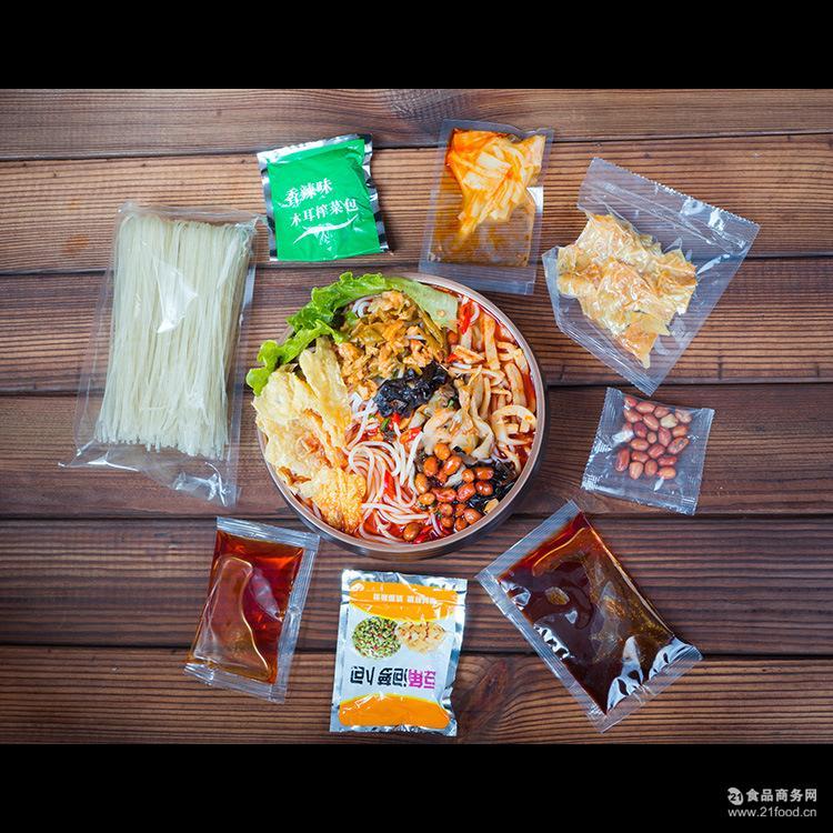 广西柳州螺蛳粉柳州真空袋8包邮酸辣粉桂林米线粉丝干方便面条