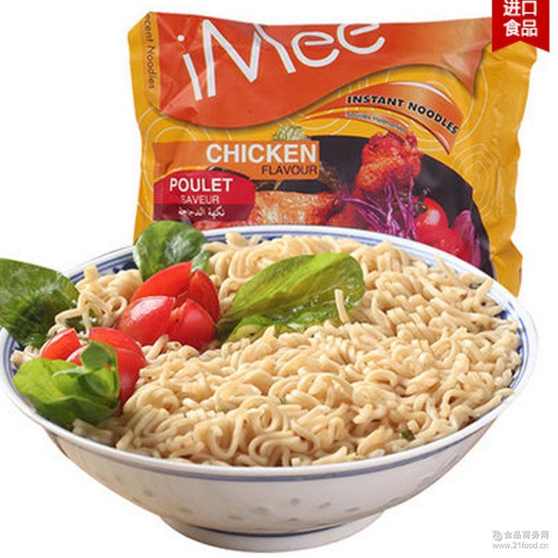 泰国进口iMee艾米方便面泡面即食面宵夜食品商贸易批发