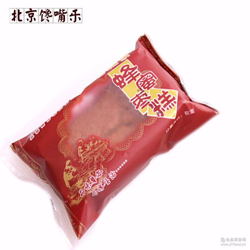 老北京特产 红枣泥蛋糕面包点心零食老面包 馨客 切块蜂蜜枣糕