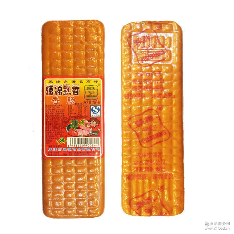 批发飘香香肠485g方香肠真空包装肉类熟食酒店餐饮*火锅特色