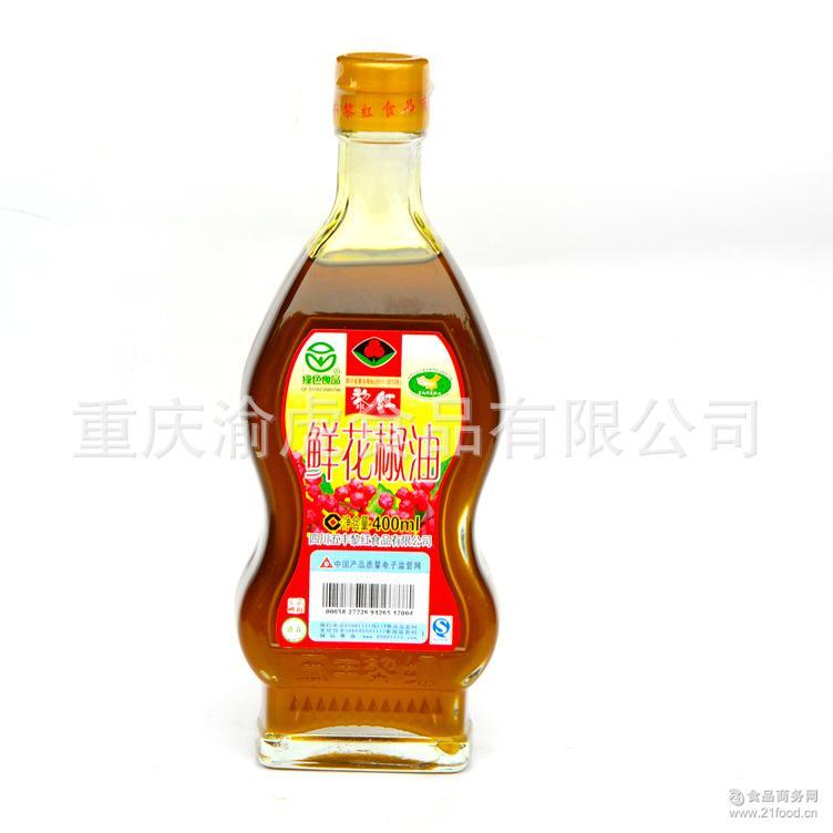 四川汉源特产 黎红花椒油 凉拌菜拌面*花椒油超麻醇香400ml