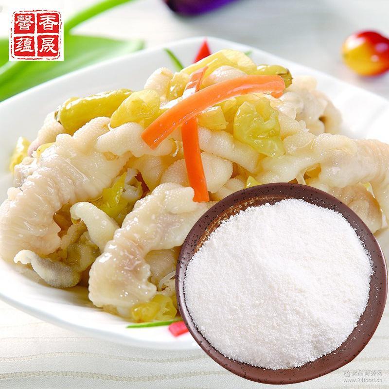 馨盛科技泡椒凤爪腌制料1kg泡菜泡鸡爪鸡翅泡猪皮花生专用腌制