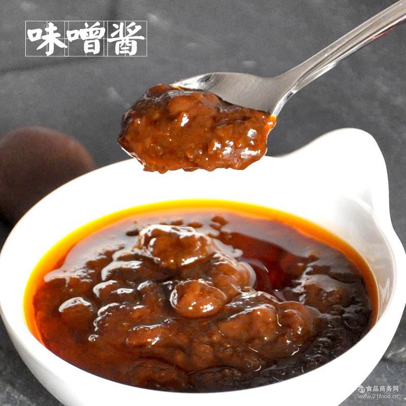 小料 日式 火锅店专用蘸料500g 豆捞酱料 味噌海鲜酱