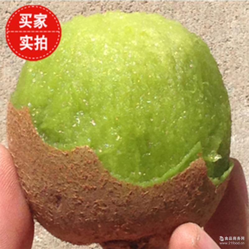 奇异果 厂家批发 厂家直销西峡绿心猕猴桃 新鲜水果 五斤装大果