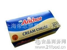 1kg * 安佳奶油干酪 安佳奶油芝士 /箱 奶酪芝士 12 奶油乳酪
