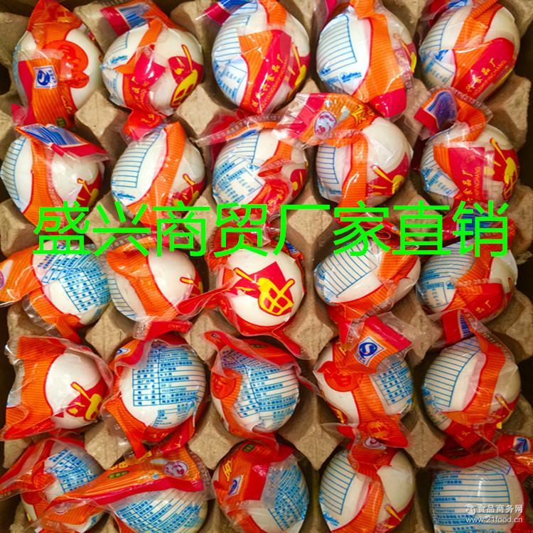 泥腌咸鸭蛋个个流油真空包装60克1X100枚 乡巴佬调皮蛋 咸鸭蛋