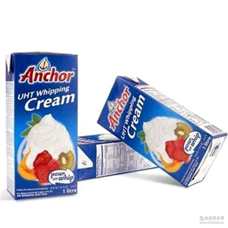 新西兰安佳淡奶油