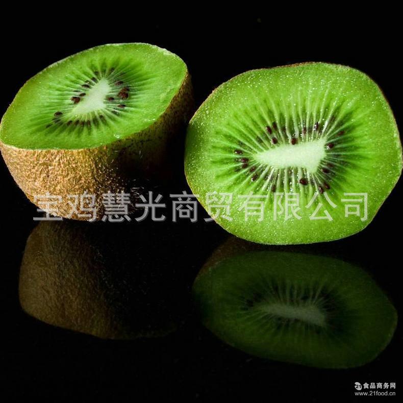 天然猕猴桃 长期供应绿心猕猴桃 量大从优 陕西猕猴桃