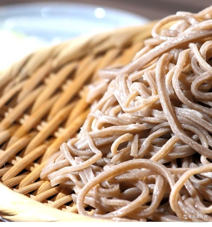 甘肃陇南特产石磨荞面农家杂粮荞麦面2.5kg