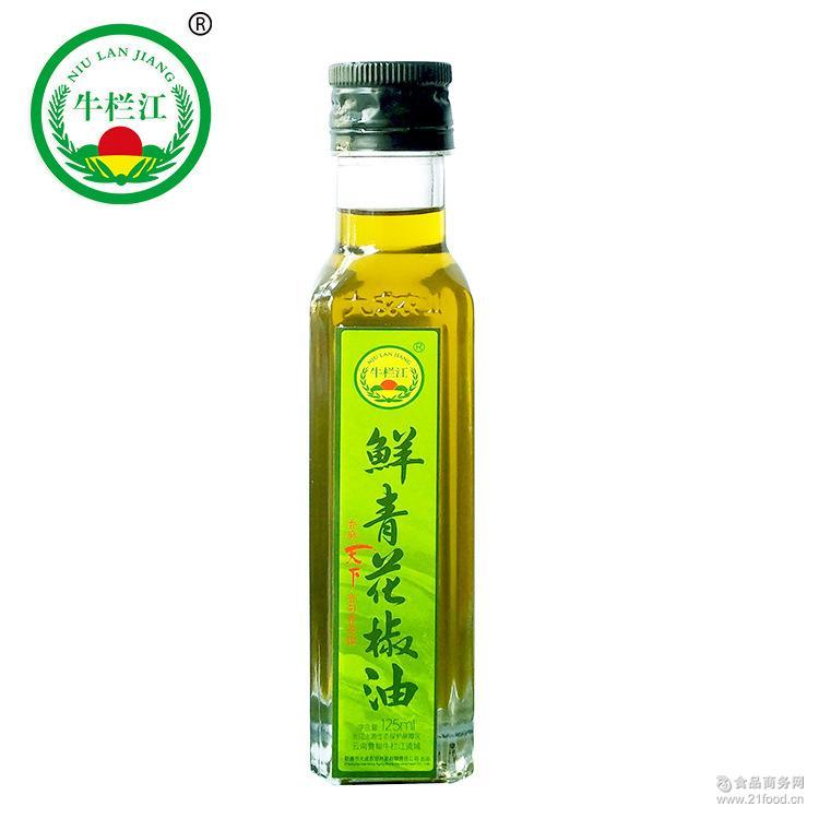 川菜* 125ml 鲁甸青花椒 新品上市 鲜青花椒油