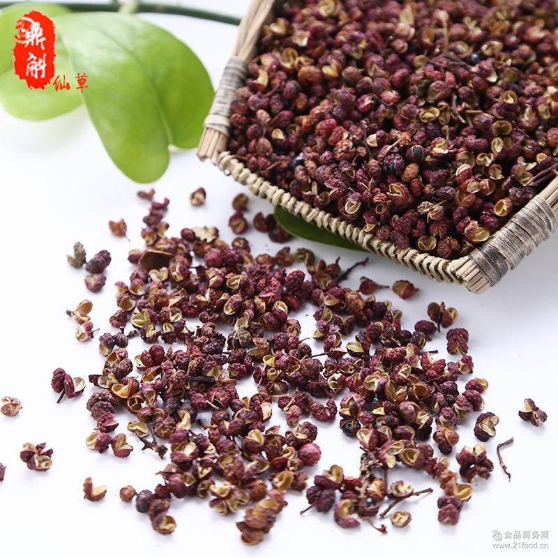 甘孜九龙特产红花椒香料 2016年高山原生态贡椒红花椒包邮