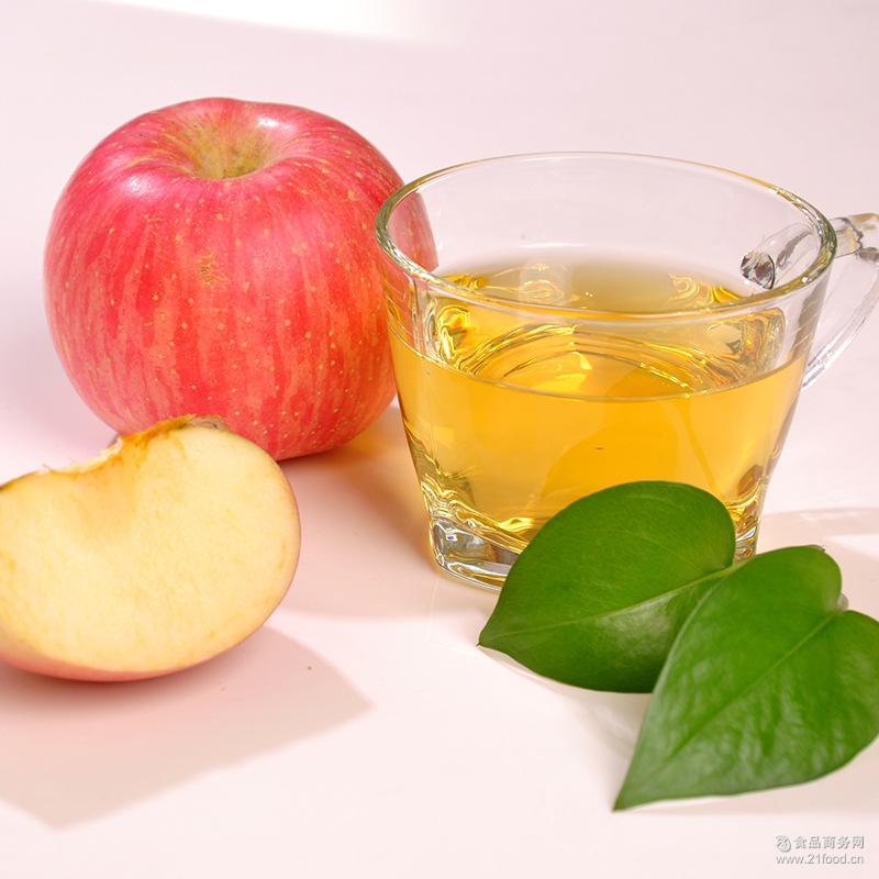 纯酿天然无糖 厂家直销高酸度10度苹果醋 25L桶装 加工业专供