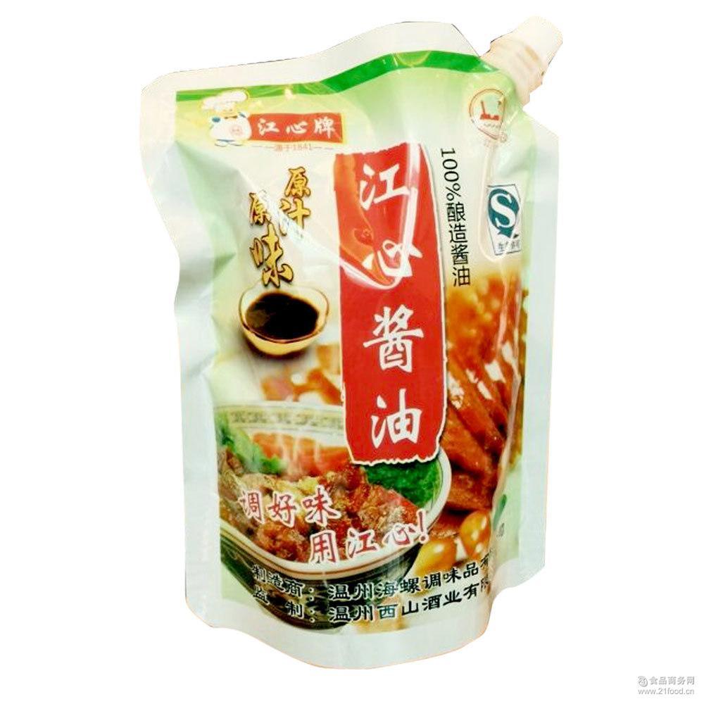 海螺酱油原汁原味纯酿造酱油 30*400ml 厂家直销批发 现诚招代理