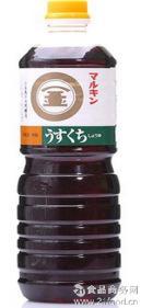 *淡口酱油1L(日本原装进口) 中粮直采