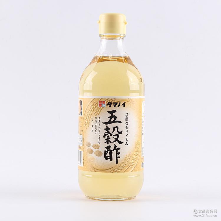 日本进口玉之井健康谷物醋日本醋500ml*20/箱