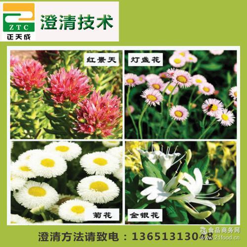 ZTC--植物提取澄清剂