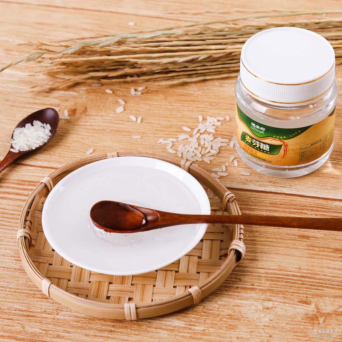 花生牛轧糖用糖稀 德安府80%透明麦芽糖浆250g 炒菜拌菜泡菜料理