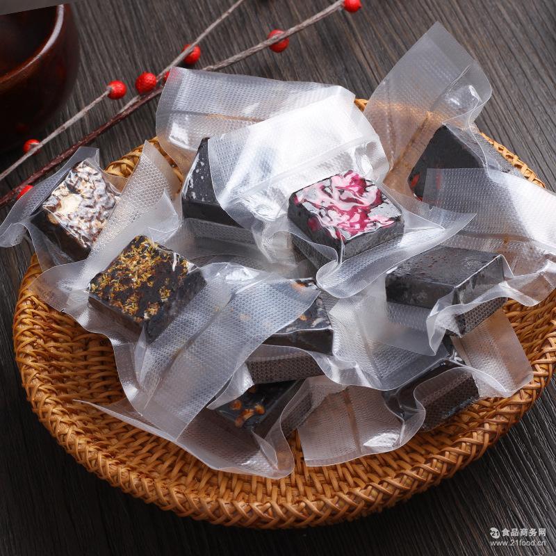 古法黑糖玫瑰老红糖手工熬制桂花黑糖红枣老姜甘蔗红糖云南黑糖