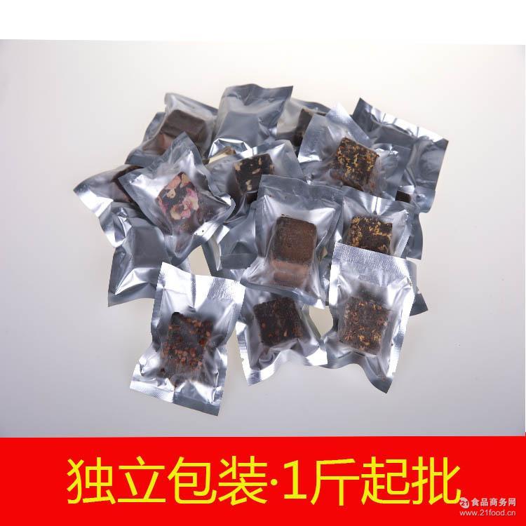 厂家直销云南特产糖类传统甘蔗手工熬制黑糖老红糖土黑糖块招代理