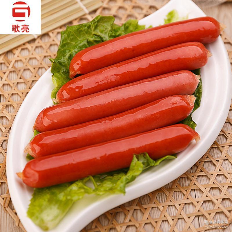 烧烤手工香肠 冷冻 台湾香肠60g*50支/包 QQ肠 烤肠热狗