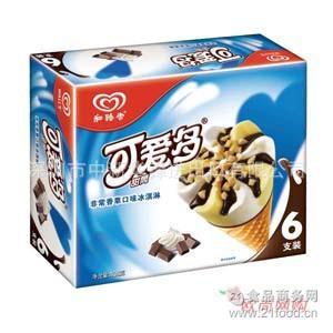 乳制品 冰淇淋 > 和路雪可爱多甜筒批发 深圳和路雪可爱多甜筒草莓