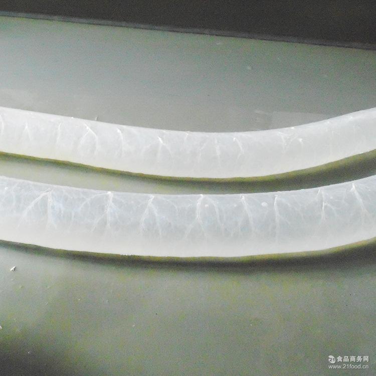 偏厚皮质猪肠衣更不容易破损 昇涛肠衣加工厂价格优惠低价 猪肠衣