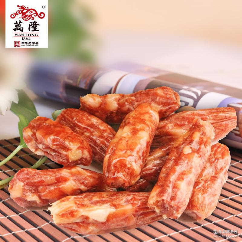 浙江特产广式 杭州万隆优级香肠 枣肠 整箱5kg 厂家直销日期新鲜