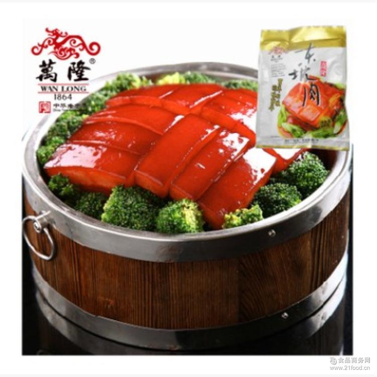 批发团购代理 万隆东坡肉400g 杭州特产老字号 红烧肉扣肉熟食