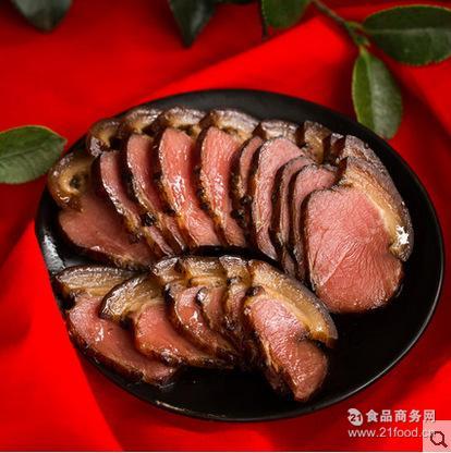 【罗腊肉】烟熏腊肉260g四川蜡肉北川特产正宗熏肉农家自制腌肉