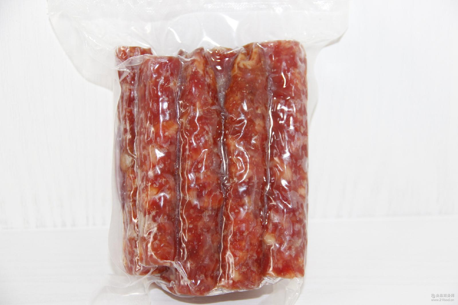 天天胖农家风味香肠特价批发礼盒装送人佳品