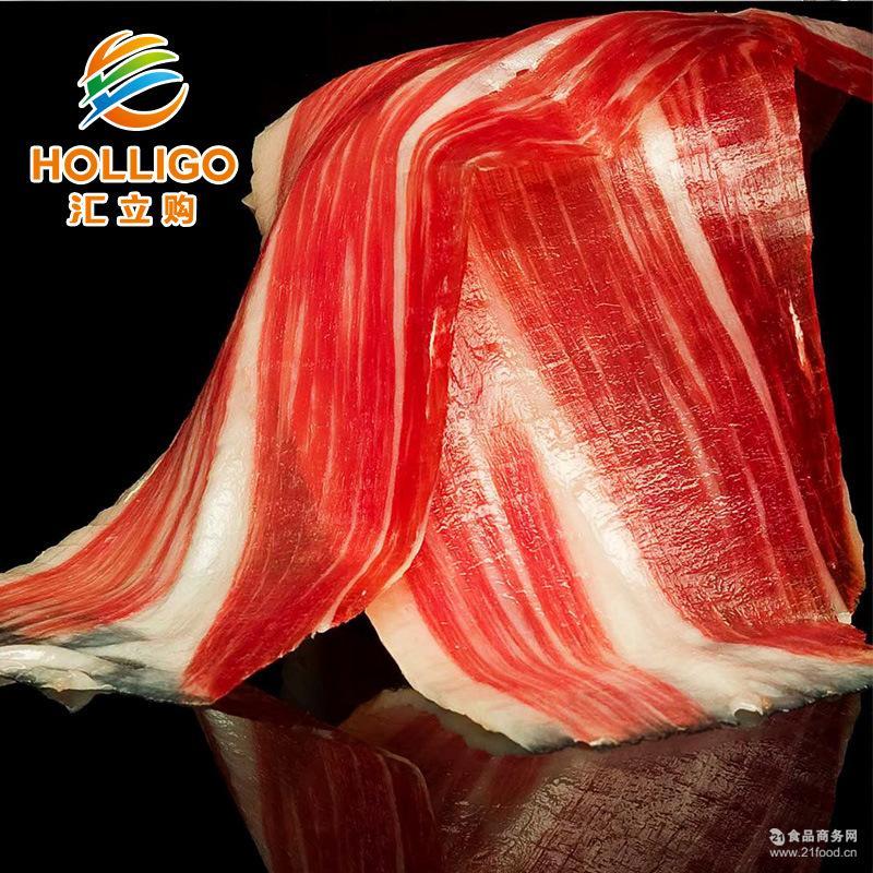 橡果伊比利亚火腿西班牙原装空运进口24-36个月熟成期即食肉制品