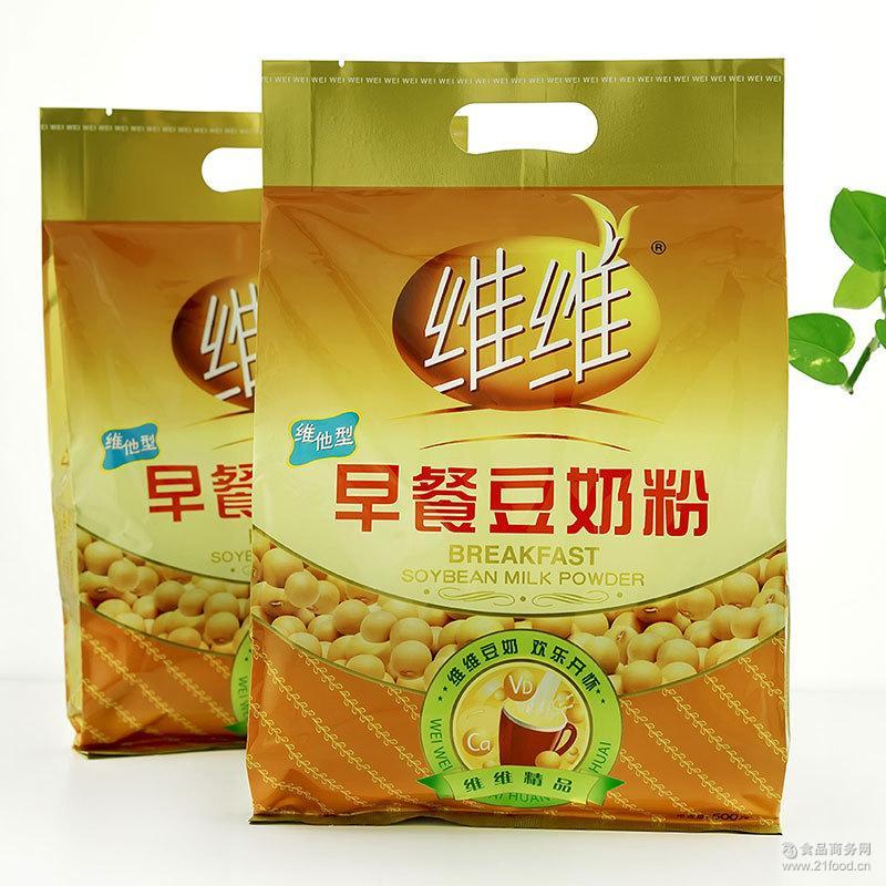 500g早餐豆奶 维维豆奶粉 16袋包邮 营养冲调冲饮