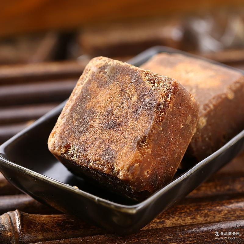 黑糖姜母茶红糖生姜丝姨妈茶手工 台湾九份基山老街 老姜汁汤袋装