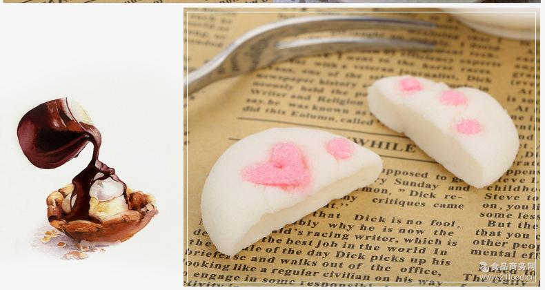 散装猫爪棉花糖糖果批发 创意休闲零食独立包装糖果奶茶伴侣