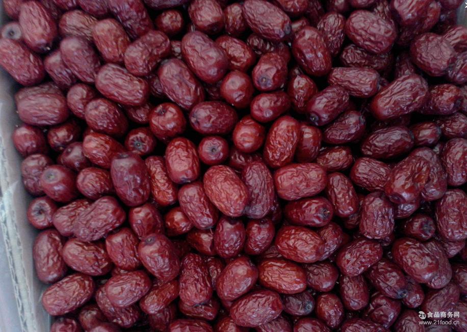 新疆若羌灰枣满疆红特级灰枣 特甜 一斤15 肉质紧实