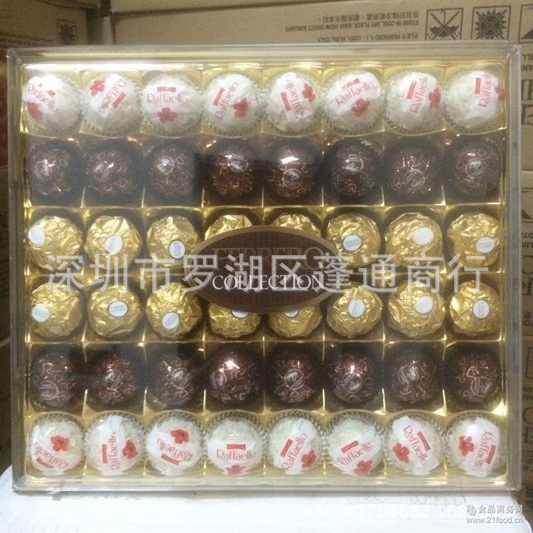 一盒德芙巧克力价格_费列罗巧克力喜糖的价格。有没有团购~~-