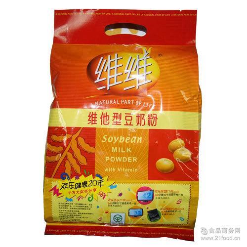 休闲零食560维维豆奶粉维他型豆奶粉1*18包