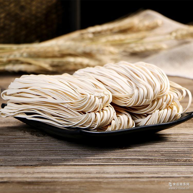 全麦高筋面粉制作无添加剂 纯手工日晒关庙面台湾进口关庙面批发