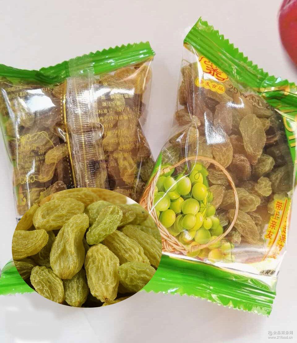 5斤/包 亲友食品新疆特产无核葡萄干水果干休闲零食绿色食品