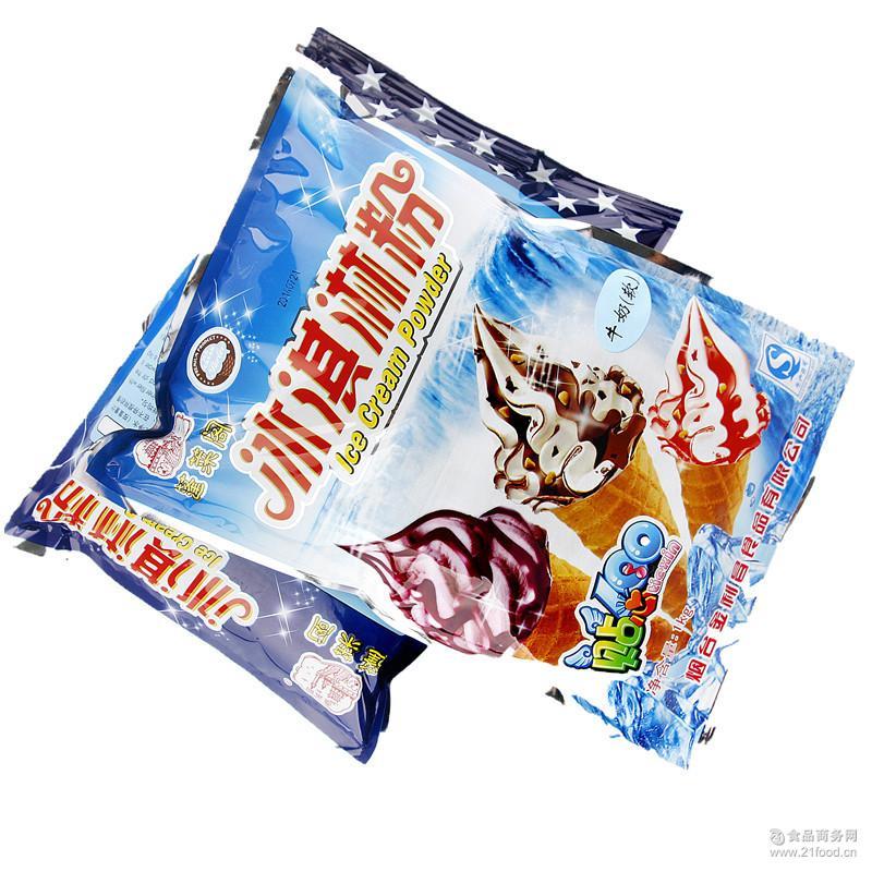 『厂家直销』苏州蓬莱阁软冰淇淋粉批发冰激淋粉冰淇淋原料1kg