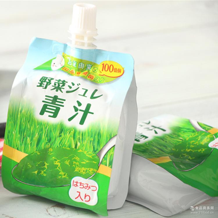 星宇果太郎果汁 植物性乳酸菌青汁可吸果冻 零食果冻饮料批发