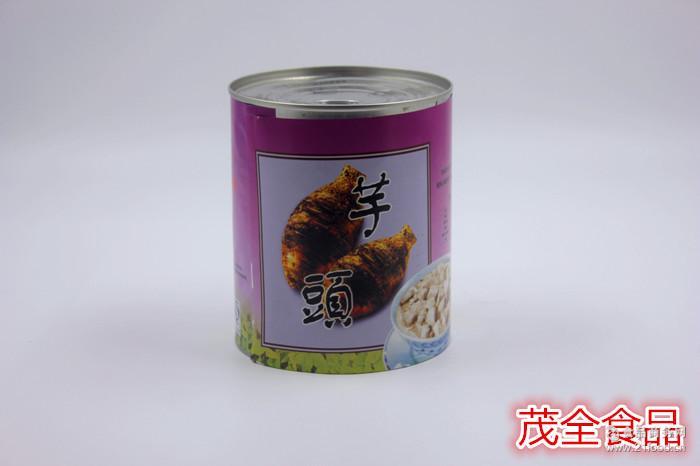 名忠芋头罐头 糖水芋头小罐头 蜜芋头/香芋颗粒900g 甜品刨冰*