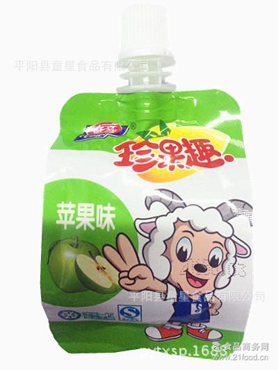 吸的果冻童亲果冻 【热卖中】小企鹅袋 可吸果冻 方形立体袋